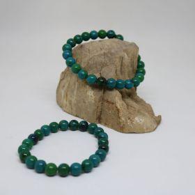 Armband van Chrysocolla