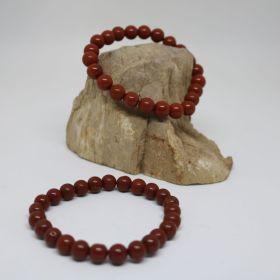 Armband van Jaspis Rood