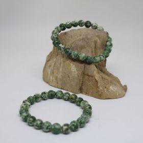 Armband van Jaspis Green Spot