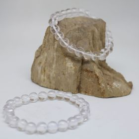 Armband van Bergkristal