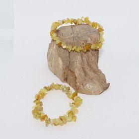 Split Armband van Honing Calciet