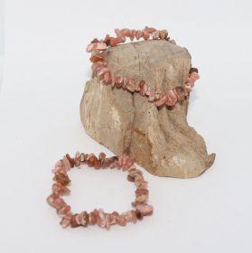 Split Armband van Chakra edelstenen