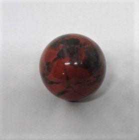Agaat rood bal