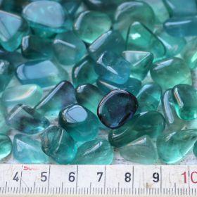 Fluoriet Blauw per 5 stuks