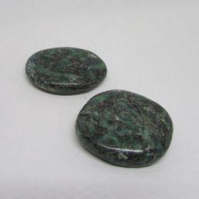 Mica groen handsteen