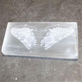 Engelen Vleugels van Seleniet / Satijnspaat