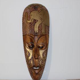 Masker van Maori Dots L