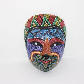 Masker van Maori Dots M