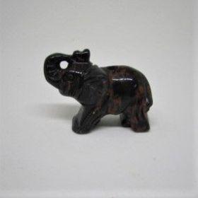 Mahonie Obsidiaan Olifant