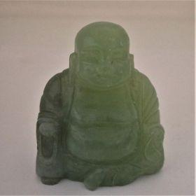Chinese Buddha Groene Jade