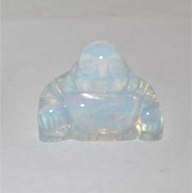 Opaline Boeddha 3,5 cm