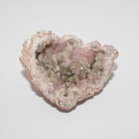 Roze Amethist Geode