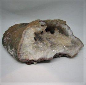 Calciet met Dogteeth Geode