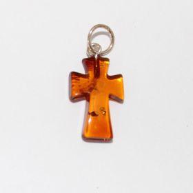 Barnstenen kruisje uit Litouwen
