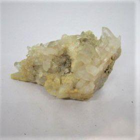 Bergkristal kluster