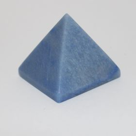 Piramide van Blauwe Aventurijn 40 mm