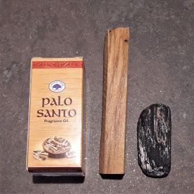 Palo Santo reinigings setje