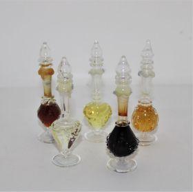 Song of India set van 5 parfumoliën in luxe flesjes