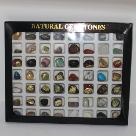 getrommelde edelstenen en mineralen