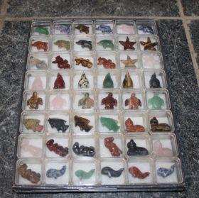 Sealife collectie van Edelstenen.