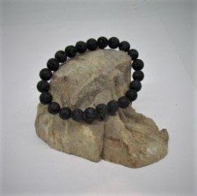 Basalt armband