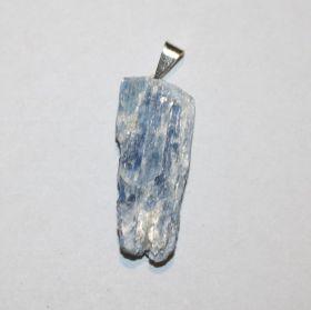 Kyaniet Blauw hanger