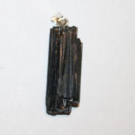 Toermalijn hanger 3,5 cm