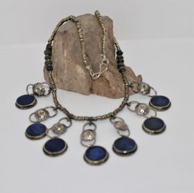 Indiaase Lapis Lazuli Ketting