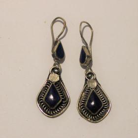 Oorbellen Lapis Lazuli