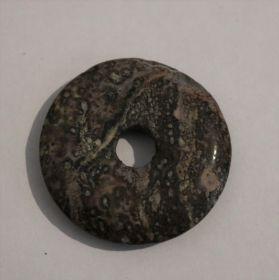 Donut Tijger Jaspis 4 cm per 5 stuks