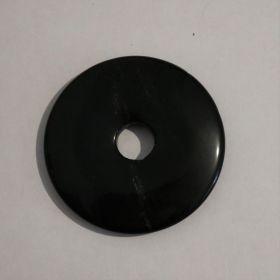 Donut Black Stone 5 cm
