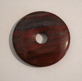 Donut Rode Jaspis 5 cm per 5 stuks