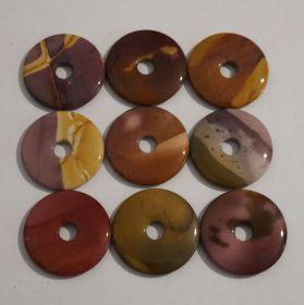 Donut Mookaiet 4 cm per 3 stuks