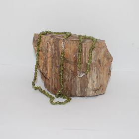 Armband met Ketting van Peridoot