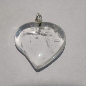 Hart Hanger van Bergkristal