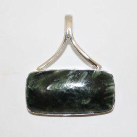 Serafiniet hanger in zilver