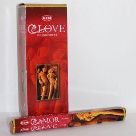 Love wierook slof van 6 pakjes