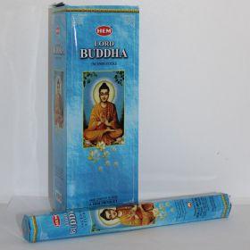 Lord Buddha wierook pakje van 20 stokjes