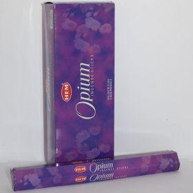 Opium wierook pakje van 20 stokjes