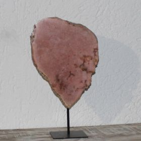 Roze Amethist op Standaard