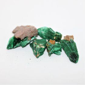 Malachiet Kristallen